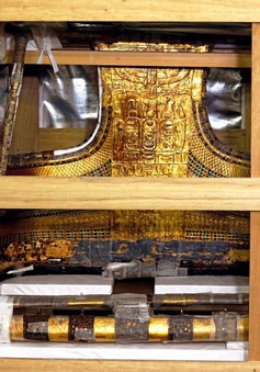 Giới chức Ai Cập nỗ lực bảo tồn giá trị cổ vật kim tự tháp