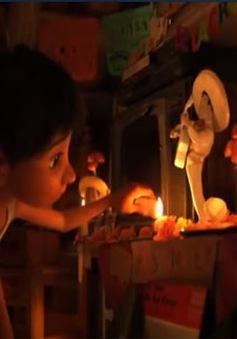 Pixar tung trailer mới cho bom tấn Coco