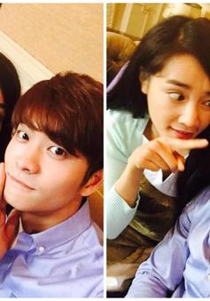Hậu Tuổi thanh xuân 2, Nhã Phương và Kang Tae Oh lại kết đôi