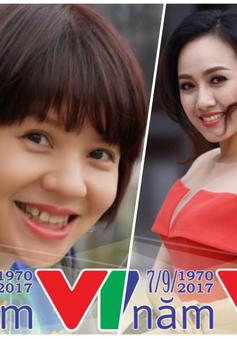 Dàn BTV nổi tiếng nô nức đổi ảnh đại diện mừng sinh nhật VTV tuổi 47