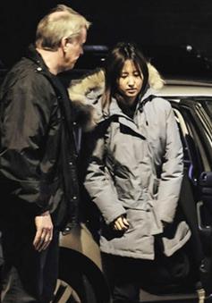 Con gái bà Choi Soon-sil bị dẫn độ về Hàn Quốc