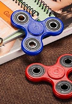 Các trường học tại Mỹ, Pháp cấm đồ chơi con quay giảm stress