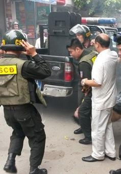 Bình Dương tăng cường trấn áp các băng nhóm tội phạm có tổ chức