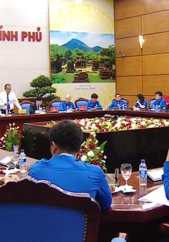 Phó Thủ tướng Trương Hòa Bình gặp mặt cán bộ, công chức trẻ tiêu biểu