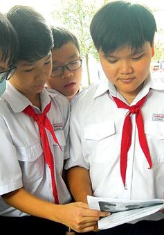 Cậu bé 12 tuổi giành 5 HCV môn Toán - Công dân trẻ tiêu biểu TP.HCM