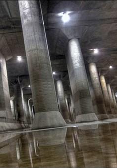 """Cống ngầm - """"Cung điện dưới lòng đất"""" của Nhật Bản"""