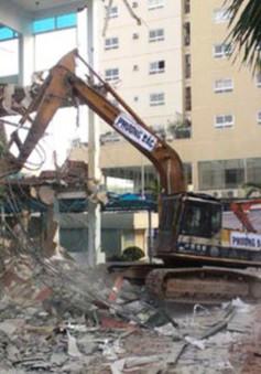 Hà Nội: Hoàn thành việc xử lý các công trình vi phạm xây dựng trước ngày 15/12
