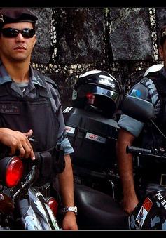 Brazil đẩy mạnh truy quét tội phạm