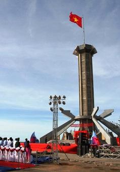 Khánh thành cột cờ Đảo Cồn Cỏ