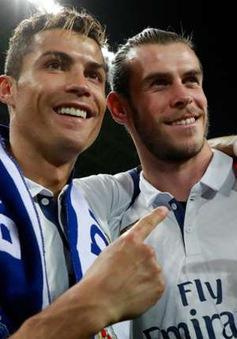 Bale: Đừng hỏi tôi về tương lai C.Ronaldo