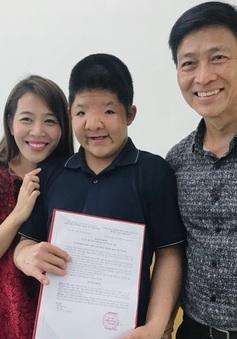 Con trai diễn viên Quốc Tuấn nhận học bổng của Nhạc viện: Đoạn kết có hậu của Điều ước thứ 7