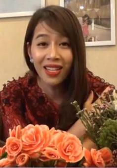 Livestream bằng 4G MobiFone, MC Diệp Chi tự tin cover loạt ca khúc hot