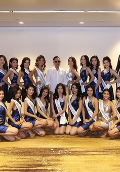 33 người đẹp Hoa hậu Đại dương đã sẵn sàng cho đêm chung kết