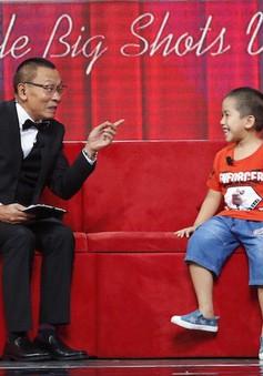 Mặt trời bé con: Nhà báo Lại Văn Sâm choáng trước trí nhớ siêu phàm của cậu bé 6 tuổi