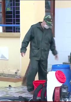 Quảng Nam: Nhanh chóng khắc phục hư hỏng trường lớp sau bão