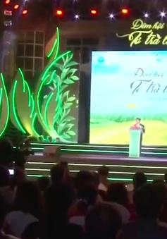 Lâm Đồng: Đêm hội B'Lao - Tơ trà lan tỏa