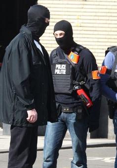 Bỉ tăng cường an ninh tại các ga tàu hỏa