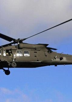 Rơi trực thăng quân sự Mỹ, 5 người mất tích