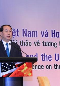 Quan hệ kinh tế song phương Việt Nam – Hoa Kỳ sẽ phát triển hơn nữa