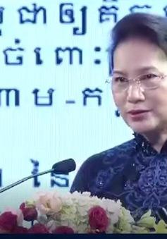 Việt Nam - Campuchia kỷ niệm 50 năm thiết lập quan hệ ngoại giao