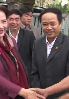 Chủ tịch Quốc hội thăm và làm việc tại Nghệ An