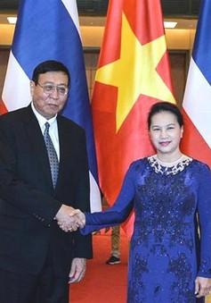 Chủ tịch Hội đồng Lập pháp Thái Lan thăm chính thức Việt Nam