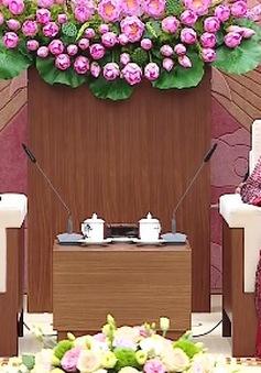 Chủ tịch Quốc hội Campuchia thăm hữu nghị chính thức Việt Nam