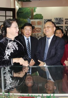 Chủ tịch Quốc hội nói chuyện chuyên đề tại Học viện Chính trị Quốc gia Hồ Chí Minh