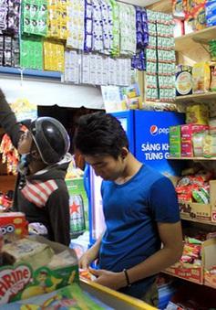 Cứ hơn 54.000 người Việt thì có một cửa hàng tiện lợi