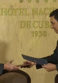 Cuba - Mỹ ký thỏa thuận giải quyết các sự cố làm ô nhiễm vùng biển