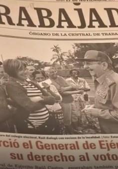Ai sẽ kế nhiệm Chủ tịch Cuba Raul Castro?