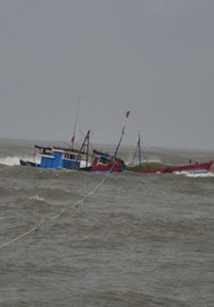 Tìm thấy thi thể hai ngư dân của tàu cá bị chìm gần mũi Vũng Tàu