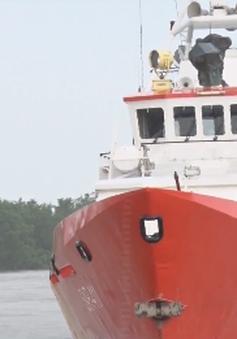 Cứu nạn thuyền viên quốc tịch Croatia