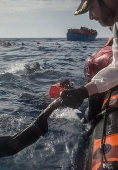 Chìm thuyền ngoài khơi Libya, 31 người di cư thiệt mạng