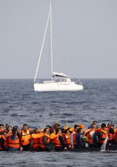 Cứu sống hơn 300 người di cư trên biển Địa Trung Hải