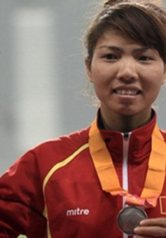 Gương mặt thể thao: Cơ duyên với điền kinh của Bùi Thị Thu Thảo