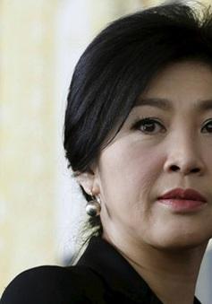 Thái Lan phong tỏa nhiều tài khoản ngân hàng của cựu Thủ tướng Yingluck