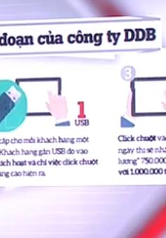 Người dân Bình Định mất tiền tỷ vì... cú click chuột