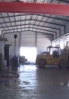 Ô nhiễm môi trường do chế biến đá granite tại Khánh Hòa