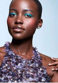 Bê bối sửa ảnh thời trang của diễn viên Lupita Nyong'o