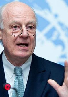 Chính phủ Syria nhất trí về lệnh ngừng bắn ở Đông Ghouta