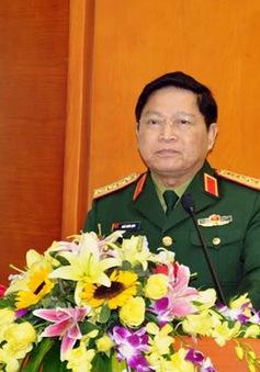 Bộ trưởng Ngô Xuân Lịch yêu cầu các đơn vị quân đội duy trì chế độ canh trực