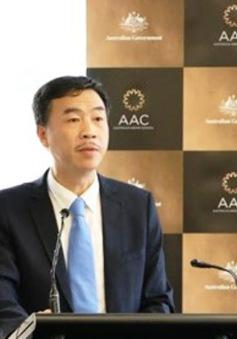 Đối thoại Lãnh đạo trẻ Việt Nam - Australia
