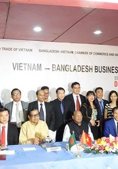 Bộ Công Thương Việt Nam xúc tiến thương mại sang Bangladesh