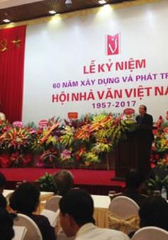 Kỷ niệm 60 năm Hội Nhà văn Việt Nam