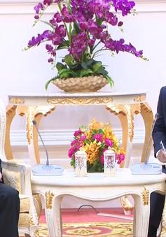 Thủ tướng Hun Sen đánh giá cao sự phát triển của mối quan hệ hợp tác Việt Nam - Campuchia
