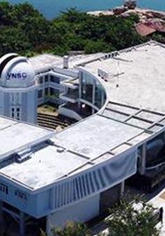 Đưa vào hoạt động Đài Thiên văn Nha Trang tại Khánh Hòa