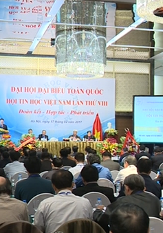 Đại hội đại biểu toàn quốc Hội Tin học Việt Nam lần thứ 8