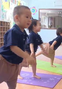 Tạo dựng đam mê rèn luyện thể chất cho trẻ