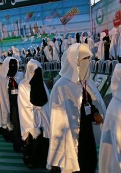 100 cặp đôi tổ chức đám cưới tập thể tại Palestine